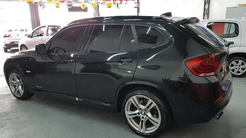 bmw x1 2012 automática xdrive twin turbo kit m