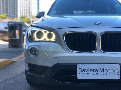 bmw x1 20i sdrive 184cv caja nueva 8vel solo 61000 km