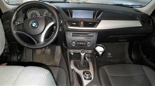 bmw x1 2.8 xdrive d turbodiesel full 2010  4x4 2010