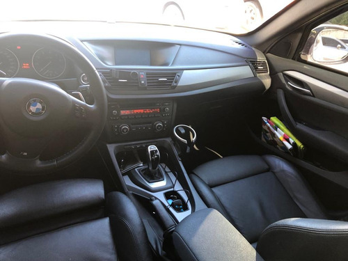bmw x1 28i 2.0 turbo 5p aut revisada impecável! blindada bss