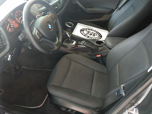 bmw x1 blindada 2014 cinza 2.0 turbo n iii-a teto top 55 km