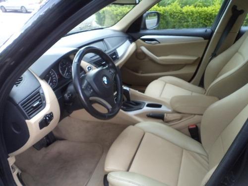 bmw x1 s-drive automático interno bege 2011