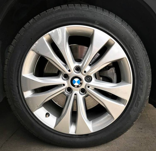 bmw x1 sdrive 20i active 2.0. cinza 2017/18