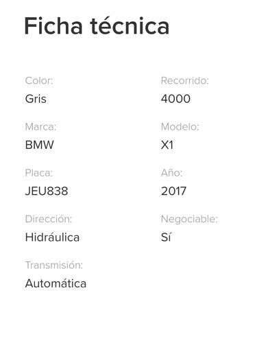 bmw x1 - sdrive 20i turbo