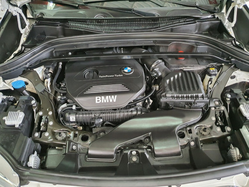 bmw x1 sdrive gp flex 2017/2018 branca apenas 12.000kms
