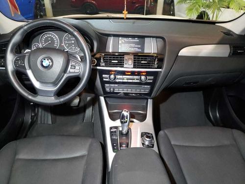 bmw x3 2.0 20i 4x4 gasolina 4p automatico 2016