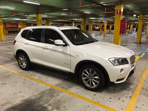 bmw x3 2.0, 28i, 245 cv, blindada, revisada, estado de zero!