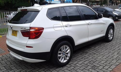 bmw x3 2.0 diesel 2014
