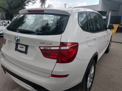 bmw x3 2.0 sdrive20ia at 2016