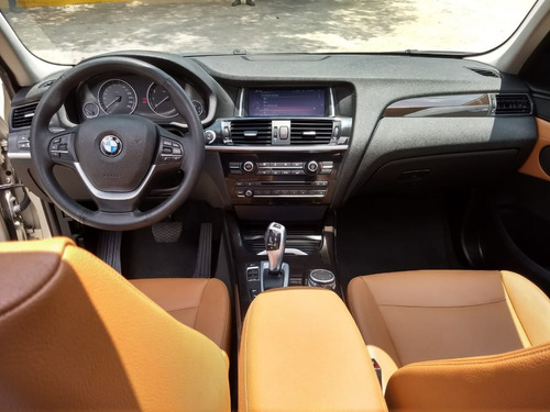 bmw x3 2.0 xdrive 28i . at 2014