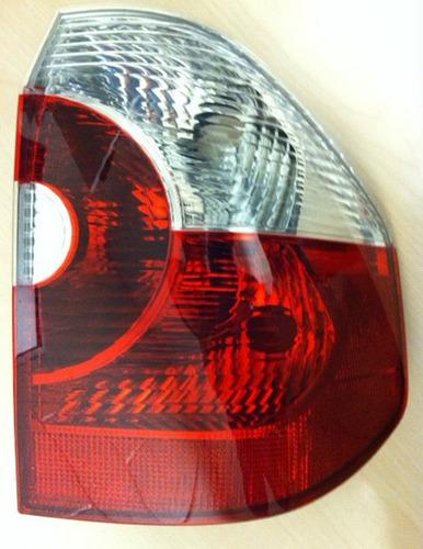 bmw x3 2004 - 2006 calavera derecha trasera rojo y claro