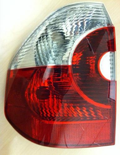 bmw x3 2004 - 2006 calavera izquierda trasera rojo y claro