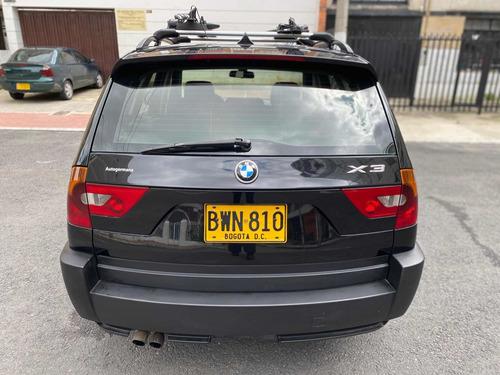 bmw x3 2006 e83 2.5i
