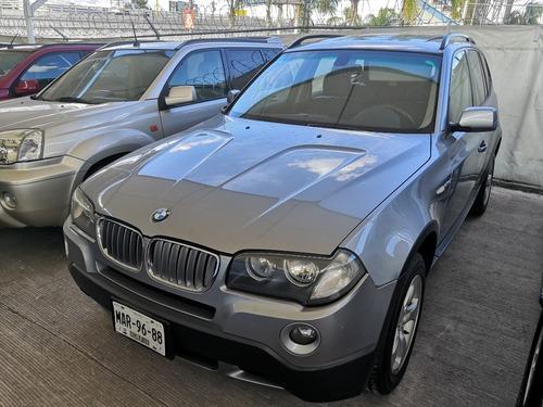 bmw x3 2007 aut. piel