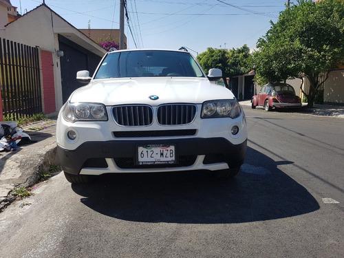 bmw x3 2010 2.5 e/e q/c a/c aut