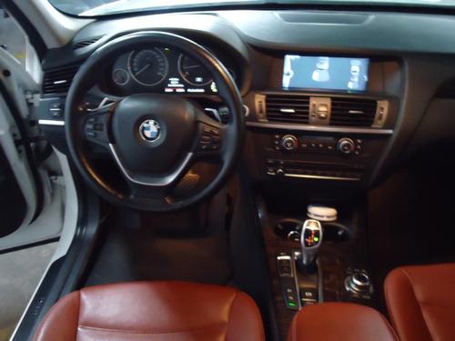 bmw x3 2011 5p 35ia xdrive top aut