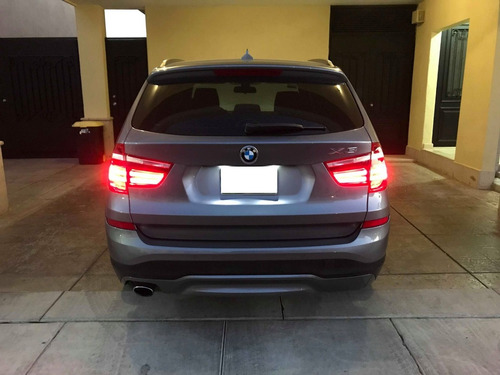 bmw x3 2016 sdrive 20i