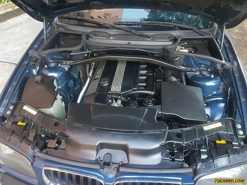 bmw x3 2.5 awd - automatico