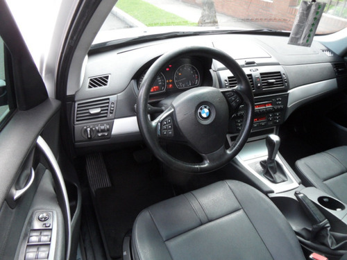 bmw  x3 2.5 cc turbo  aut.  4x4 techo  full e. .