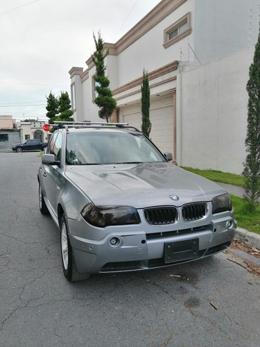 bmw x3 2.5 i lujo at 2005