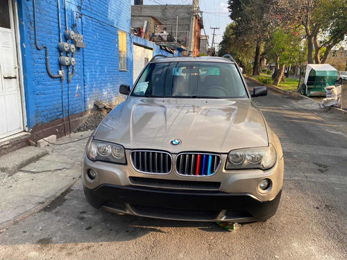 bmw x3 2.5 si 6vel at 2007
