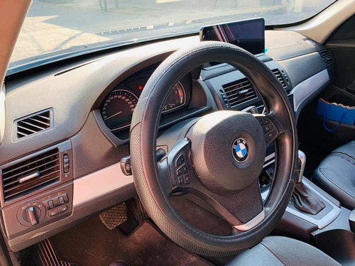 bmw x3 2.5 si 6vel at 2008