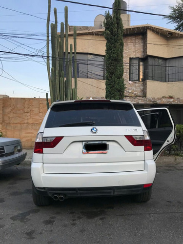 bmw x3 2.5 si 6vel at 2010