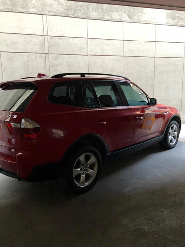 bmw x3 2.5 si 6vel qc at 2009