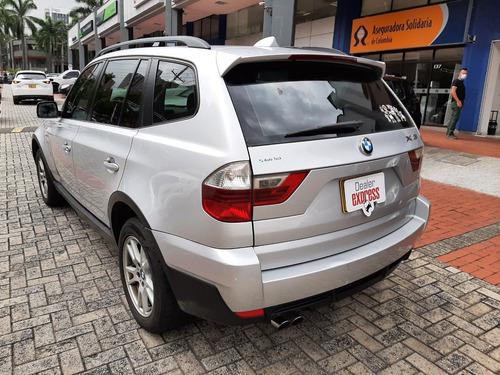 bmw x3 2.5 si (e83) 4x4 aut  2008