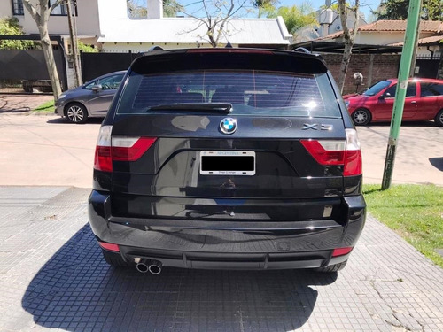 bmw x3 2.5 si selective 4x4 caja manual