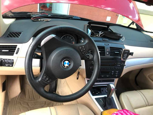 bmw x3 2.5 si top line 6vel at 2009