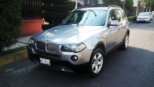 bmw x3 2.5 si top line 6vel at