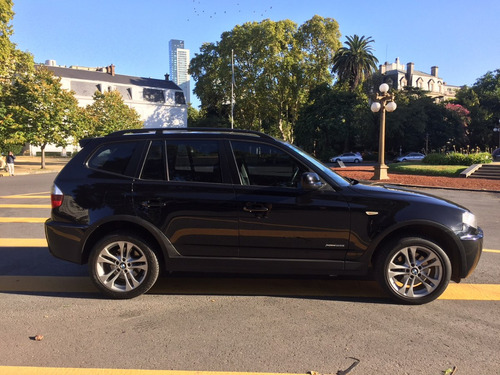 bmw x3 2.5 si xdrive limited edition