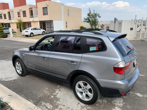 bmw x3 2.5 sia qc at 2007