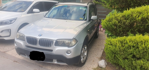 bmw x3 2.5 sia top line at 2008