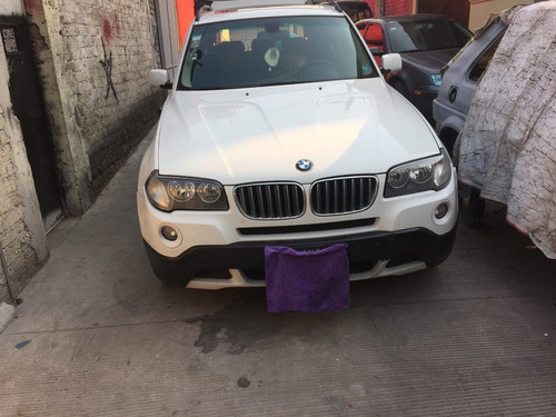 bmw x3 2.5 sia top line at