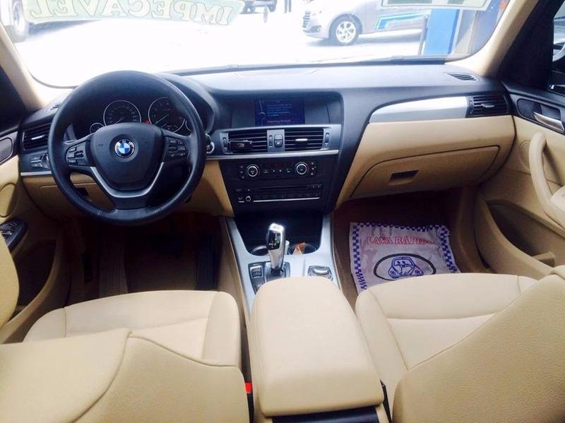 bmw x3 3.0 28i 4x4 24v gasolina 4p automático 2012