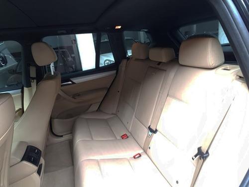 bmw x3 3.0 35i m sport 4x4 24v gasolina 4p automático