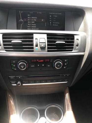 bmw x3 3.0 35ia xdrive top at 2012