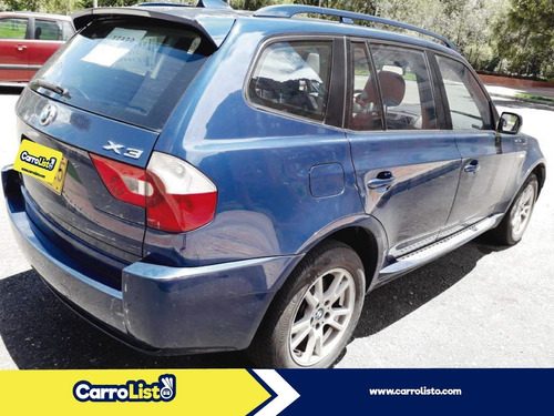 bmw x3 3.0 full equipo