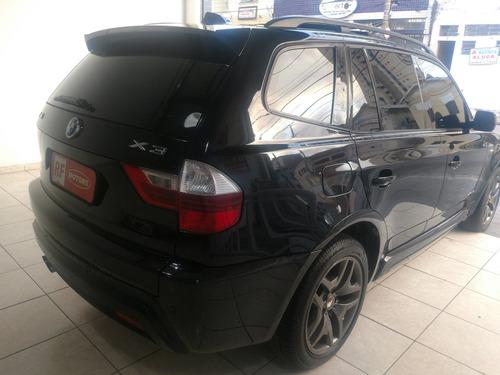 bmw x3 3.0 sport 4x4 24v gasolina 4p automático