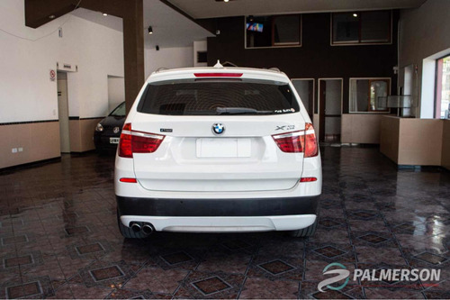 bmw x3 3.0 x3 xdrive 35i executive 2014 financio/ permuto !!