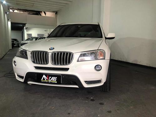 bmw x3 3.0 x3 xdrive 35i executive 306cv 2012