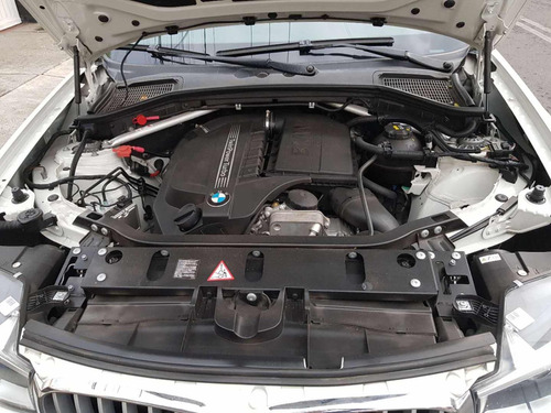 bmw x3 3.0 xdrive 35ia m sport at 2016