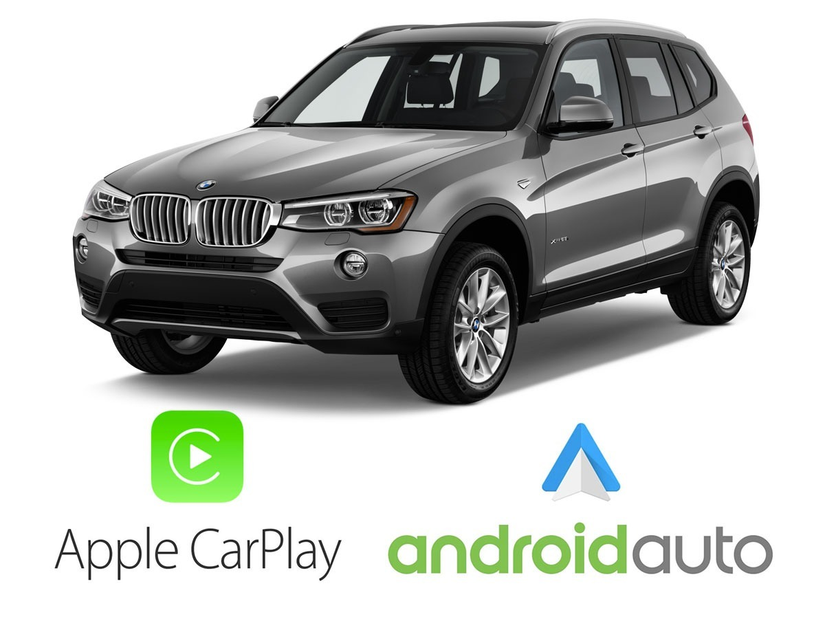 Bmw X3 Carplay Android Auto Camera De Ré Nbt Espelhamento