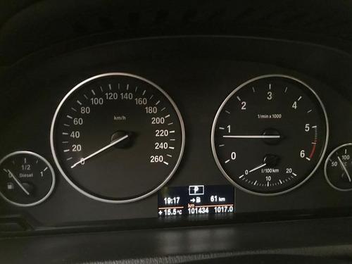 bmw x3  diesel ocho cambios 184 hp 2013