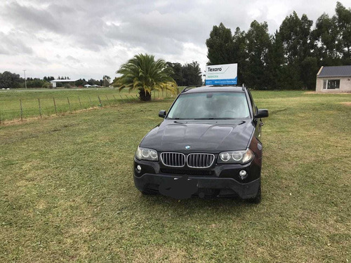 bmw x3 diesel v6 impecable