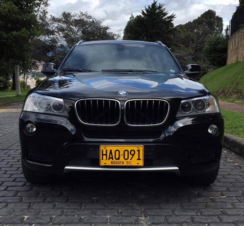 bmw x3 f25 2.0i biturbo / automática / 4x4 / gasolina