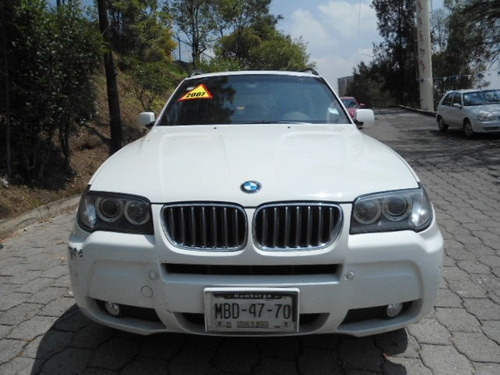 bmw x3 m sport 2007 blindada nivel 3