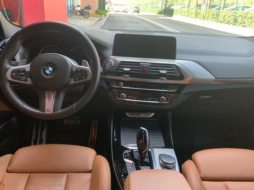 bmw x3 m40 2018